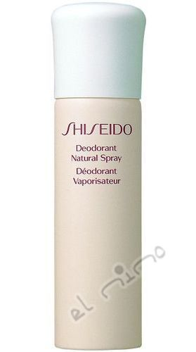 Shiseido Deodorant Natural Spray 100ml