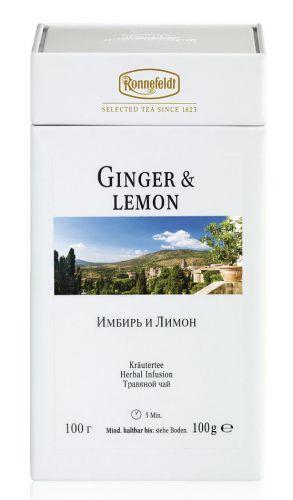 Ronnefeldt Ginger & Lemon 100 g cena od 0,00 €