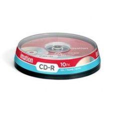 Disk CD-R Imation 700MB/80min, 52x, 10-cake