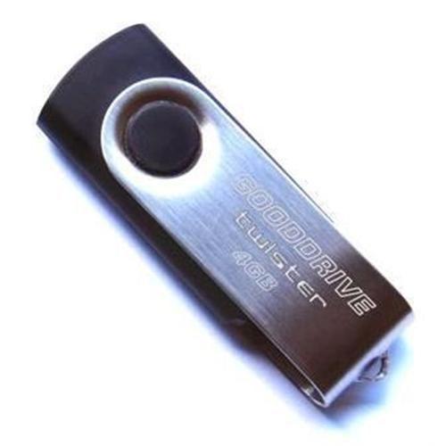 GOODRAM USB 2.0 GOODDRIVE 8GB, Twister, barva černá cena od 0,00 €