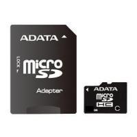 A-DATA MicroSDHC 16GB, AUSDH16GCL6-R, paměťová karta cena od 0,00 €