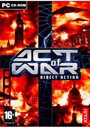 Atari Act of War cena od 0,00 €