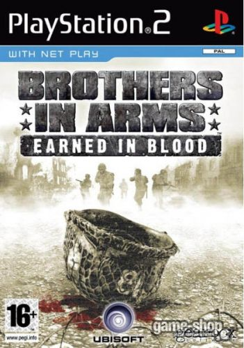 Ubisoft PC Brothers in Arms: Earned in Blood