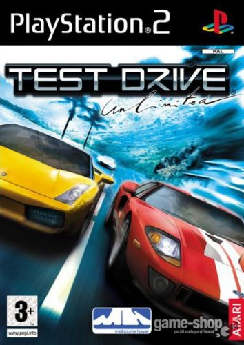 Atari Test Drive Unlimited PS2 cena od 0,00 €