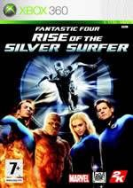 2K Games Fantastic 4 Rise of the Silver Surfer pro Xbox 360 cena od 0,00 €