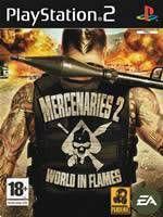 Electronic Arts Mercenaries 2: World in Flames PS2