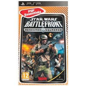 Lucas Arts PSP Star Wars: Battlefront Renegade Squadron Essentials