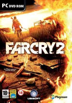 Ubi Soft Far Cry 2 CZ