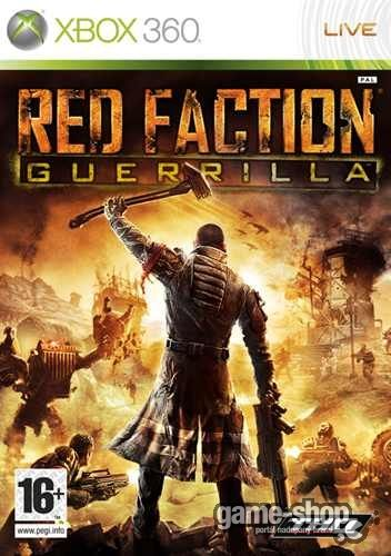 THQ Red Faction Guerrilla pro XBOX 360