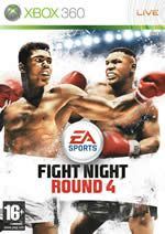 EA SPORTS Fight Night Round 4 pro Xbox 360