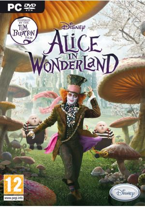 CD Project Alice in Wonderland cena od 0,00 €