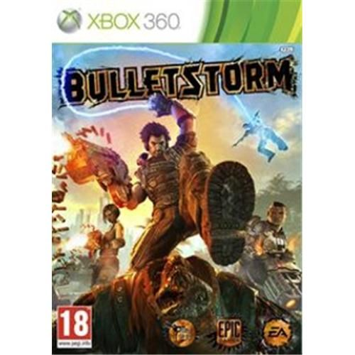 Electronic Arts Bulletstorm (Epic Edition) XBOX360