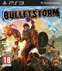 Electronic Arts PS3 Bulletstorm Limited Edition
