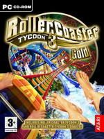 Atari Rollercoaster Tycoon 3 + datadisk Wild cena od 0,00 €