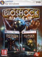2kgames Bioshock 1 + 2 cena od 0,00 €