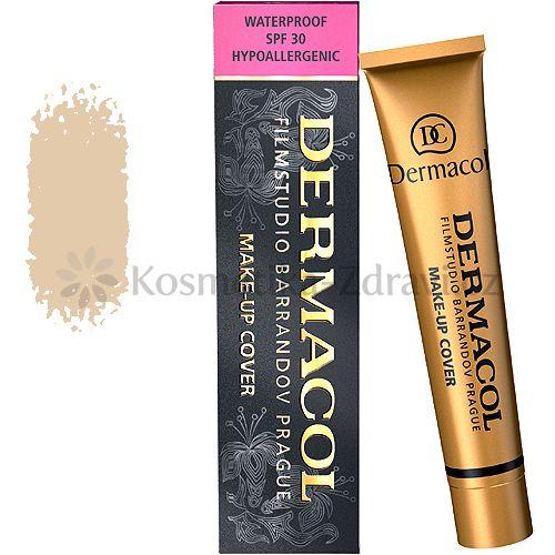 Dermacol Make-Up Cover 209 Kozmetika 30g pre ženy
