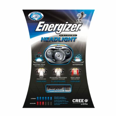 Čelovka Energizer Extreme Headlight Cree LED cena od 0,00 €