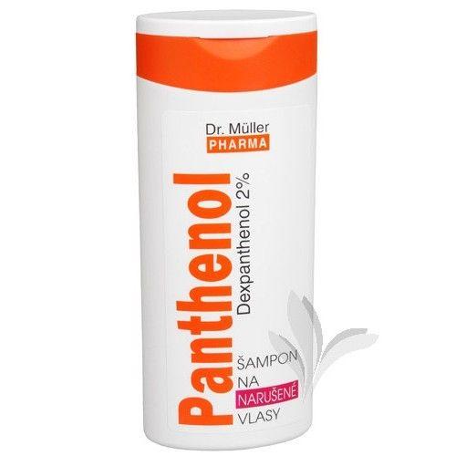 DR.MüLLER Panthenol šampon narušené vlasy 250ml DR.MULLER