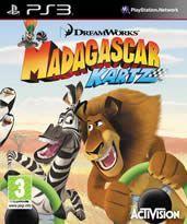 Activision PS3 Madagascar Kartz