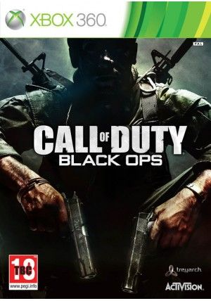Activision Call of Duty: Black Ops XBOX360