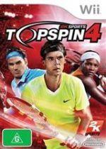2kgames Top Spin 4 Wii cena od 0,00 €