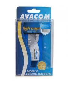 Avacom Baterie HTC G2, My Touch Li-ion 3,7V 1050mAh (náhrada SAPP160) cena od 0,00 €