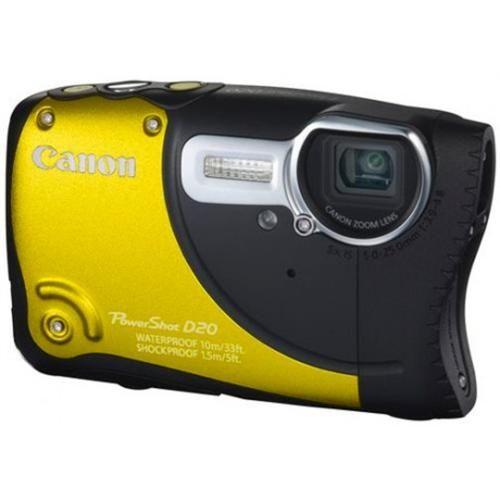Canon PowerShot D20 HS