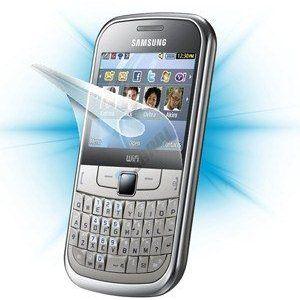 Ochranná fólia Screenshield na displej pro Samsung Chat 335 (S3350) (SAM-CH335-D)