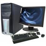 Počítač Prestigio Office 5 Pentium G620, 4GB, 500GB, DVD±R/RW, HD, bez OS