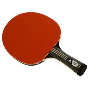 Pálka na tenis Adidas AGF-10434 Club II, červeno/černá