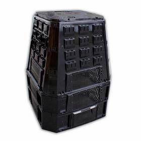 Kompostér CEV 800l černý IKST800C