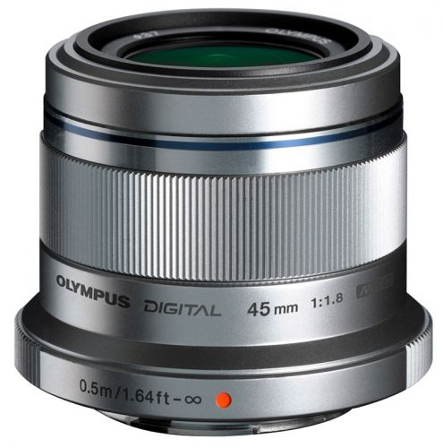 Olympus 45 mm f/1,8 (ET-M4518)