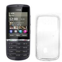 CELLY Gelskin pro Nokia Asha 300 cena od 0,00 €