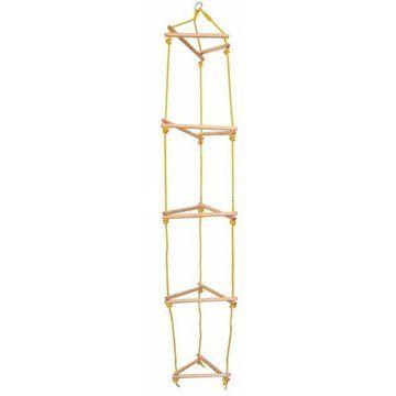Woody Povrazový rebrík - Veža