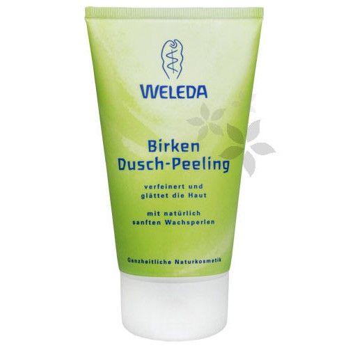 WELEDA AG WELEDA sprchový peeling Březový 150 ml