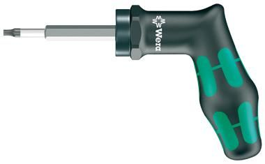 Pištolový indikátor uťahovacieho momentu WERA 300 Hex 4 (027913)