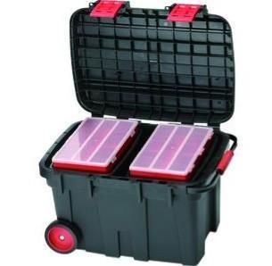 Plastový box na náradie PARAT PROFI-LINE, extra veľký s kolieskami (5814.500-391)