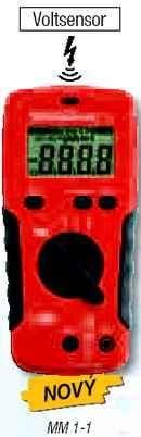 Digitálny multimeter BENNING MM 1-1 (044081)