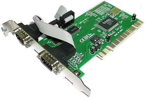 . Kontrolér PCI 2 x serial cena od 15,93 €