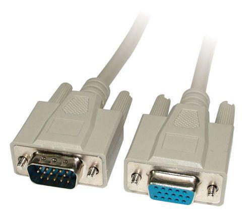 . Predlžovací kábel k monitoru 15-pin 3 m + ferryt cena od 0,00 €
