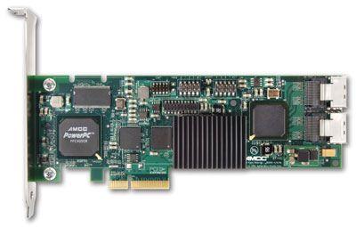 3WARE AMCC 9650SE- 4LP ML Bulk cena od 0,00 €