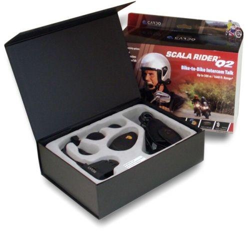 . Scala Rider Q2 - Słuchawka BT dla motocyklisty z interkomem do 500m cena od 0,00 €