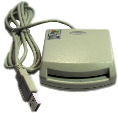 . Čtečka čipových karet EZ100PU - USB cena od 0,00 €