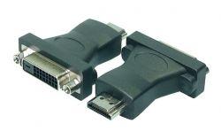 . Adaptér DVI samec - HDMI samica cena od 4,59 €