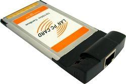 4World Karta sieciowa PCMCIA Fast Ethernet cardbus (10/100) cena od 0,00 €