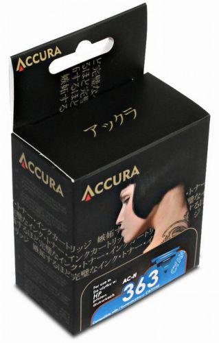 Accura alternativní inkoust HP No.363 (C8771EE), cyan, 4 ml, 100 % NEW cena od 0,00 €