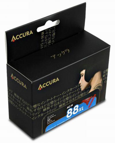 Accura alternativní inkoust HP No.88 (C9392A), magenta, 17 ml, 100 % NEW cena od 0,00 €