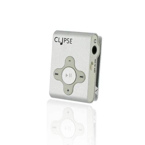 4World Mp3 prehrávač'' CLIPS'' 2 GB, strieborný cena od 0,00 €