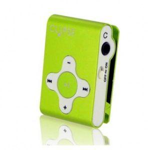 4World Mp3 prehrávač'' CLIPS'' 2 GB, zelený cena od 0,00 €