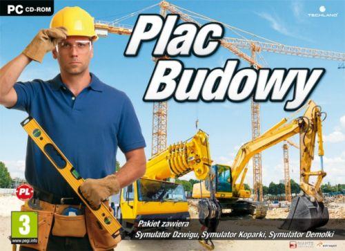 . Plac Budowy 3 gry w cenie 1 (PC) cena od 0,00 €